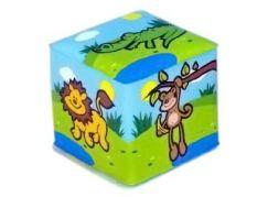 Teddies Kostka - Moje první zvířátka Zoo