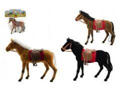 Teddies Kůň fliška 30cm v sáčku