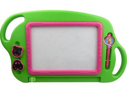 Teddies Magnetická mazací tabulka - Zelená