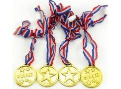 Teddies Medaile 4ks