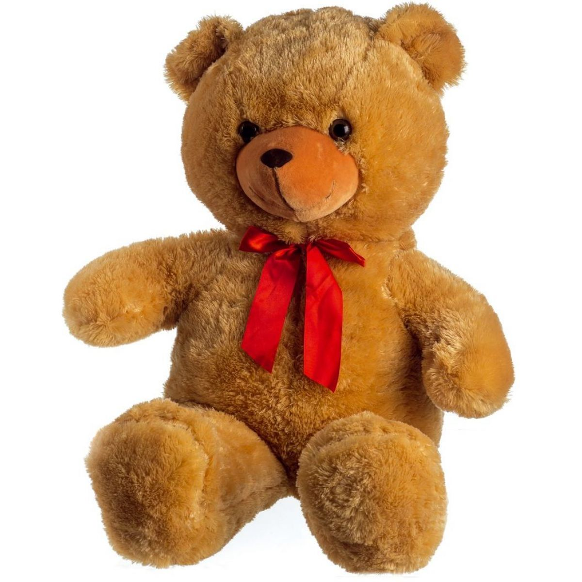 Teddies Medvěd s mašlí 100cm