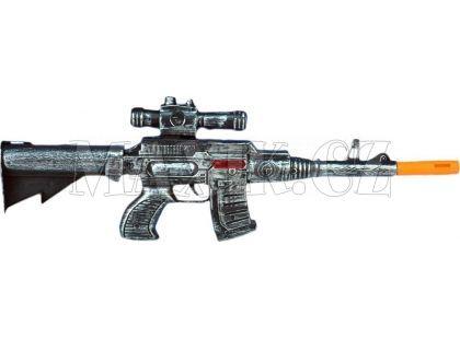 Teddies Pistole se zvuky 56cm