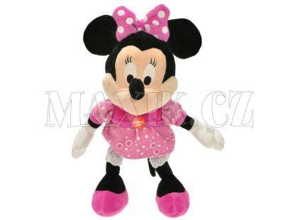 Teddies Plyšová postavička se zvukem - Minnie 33cm