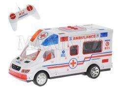 RC Ambulance 22cm 27MHz