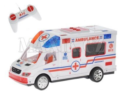 Teddies RC Ambulance