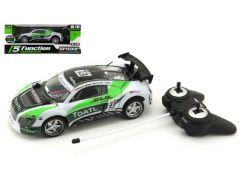 Teddies RC auto 25cm zrychlující 1:18 na baterie 27MHz
