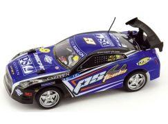 Teddies RC auto na baterie 1:18 zrychlující 27MHz