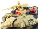 Teddies RC Tank - Béžový 40MHz 3