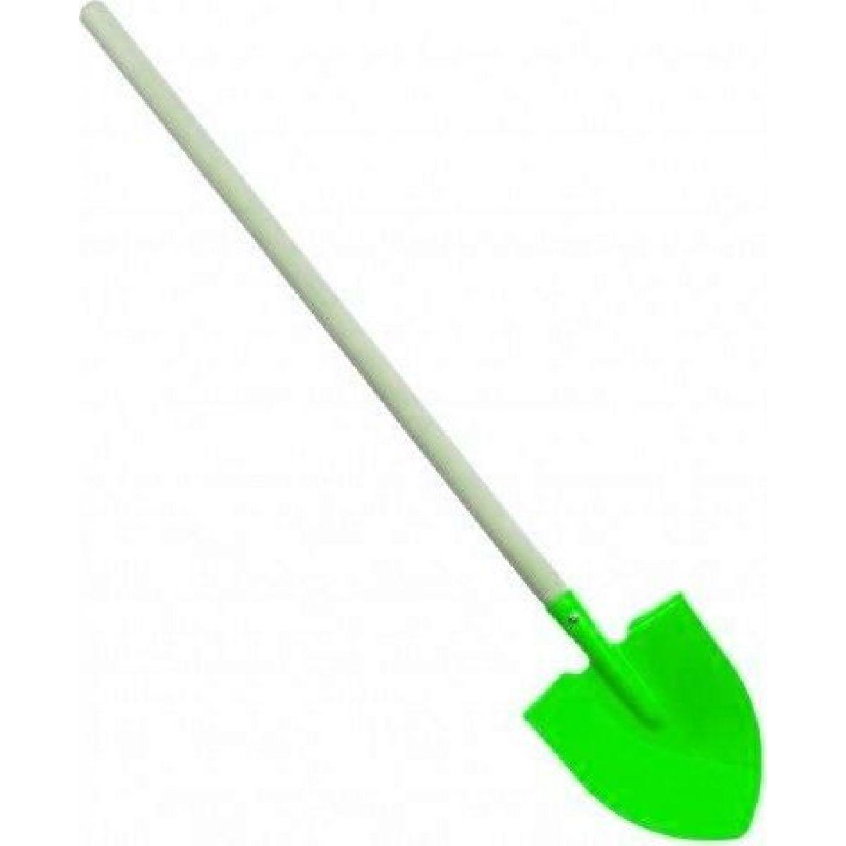 Teddies Rýč s násadou špičatý zelený