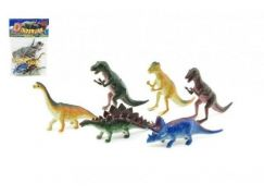 Teddies Sada Dinosaurus 6 ks