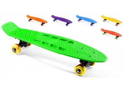 Teddies Skateboard plast 55cm