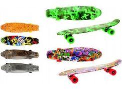 Skateboard plast 60 cm