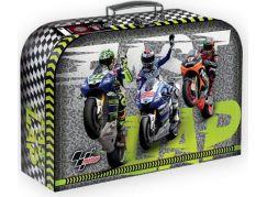 Teddies Školní kufřík 25 cm motorky MOTO GP