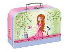 Teddies Školní kufřík 35 cm Girls Fairy Tales