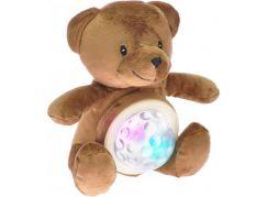 Teddies Starlight pets - Medvídek