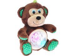 Teddies Starlight pets - Opička