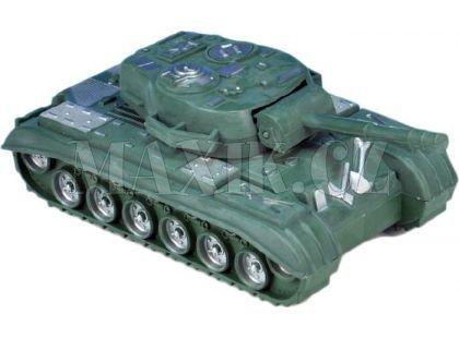 Teddies Tank na setrvačník
