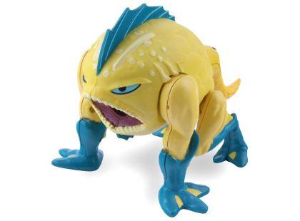 Teddies Teutans s doplňky - Žluto-modrý Wom