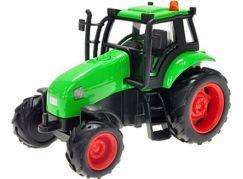 Teddies Traktor na setrvačník se zvukem a světlem