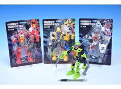 Teddies Transformer robot 19cm