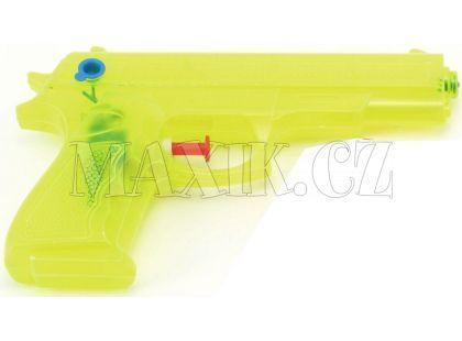 Teddies Vodní pistole 17cm - Žlutá