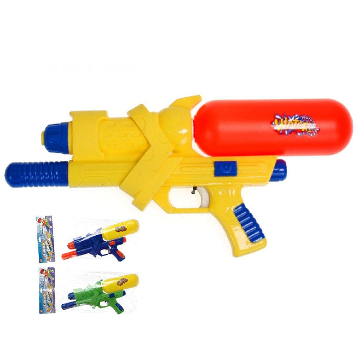 Teddies Vodní pistole s pumpou - 44cm