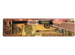 Teddies Westernová puška na baterie 62cm
