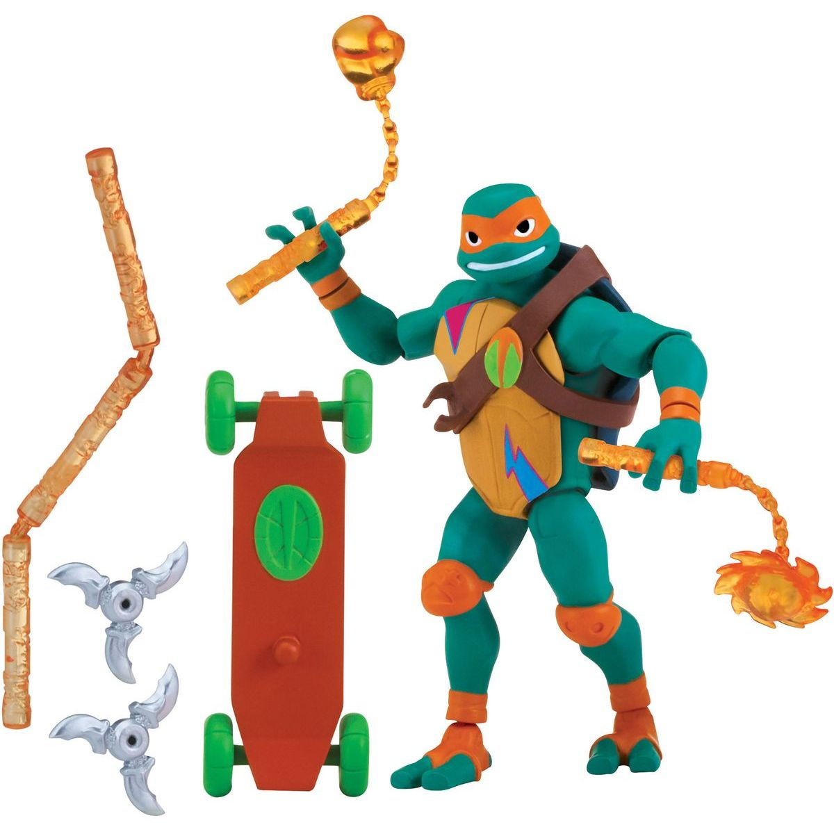 Teenage Mutant Ninja Turtles figurka 10 cm Michelangelo