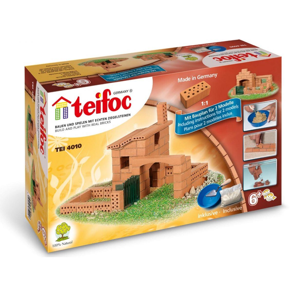 Teifoc 3555 Domek Sergio