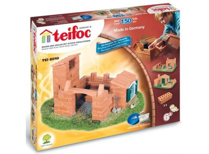 Teifoc 8010 Domek Roberto 150ks