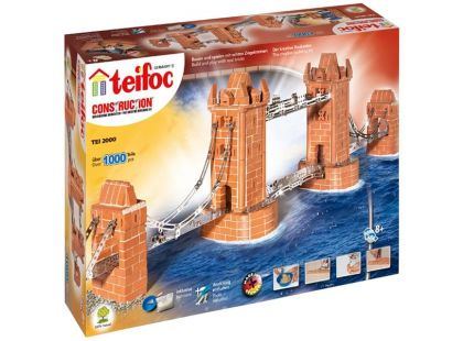 Teifoc Tower Bridge 1000ks