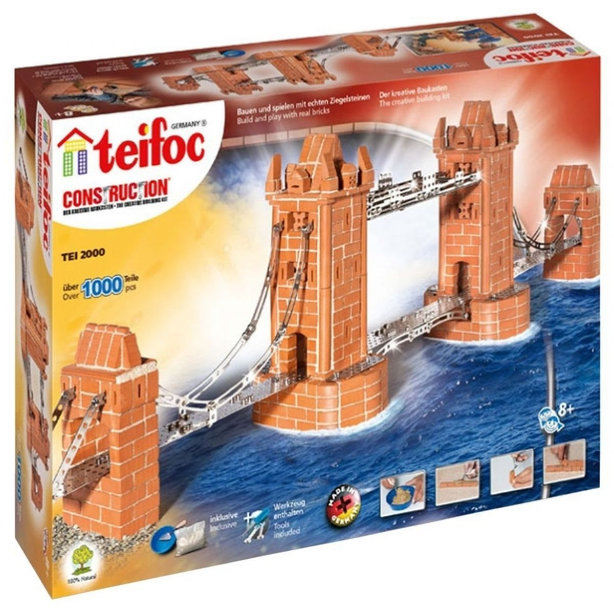 Teifoc Tower Bridge 1000ks