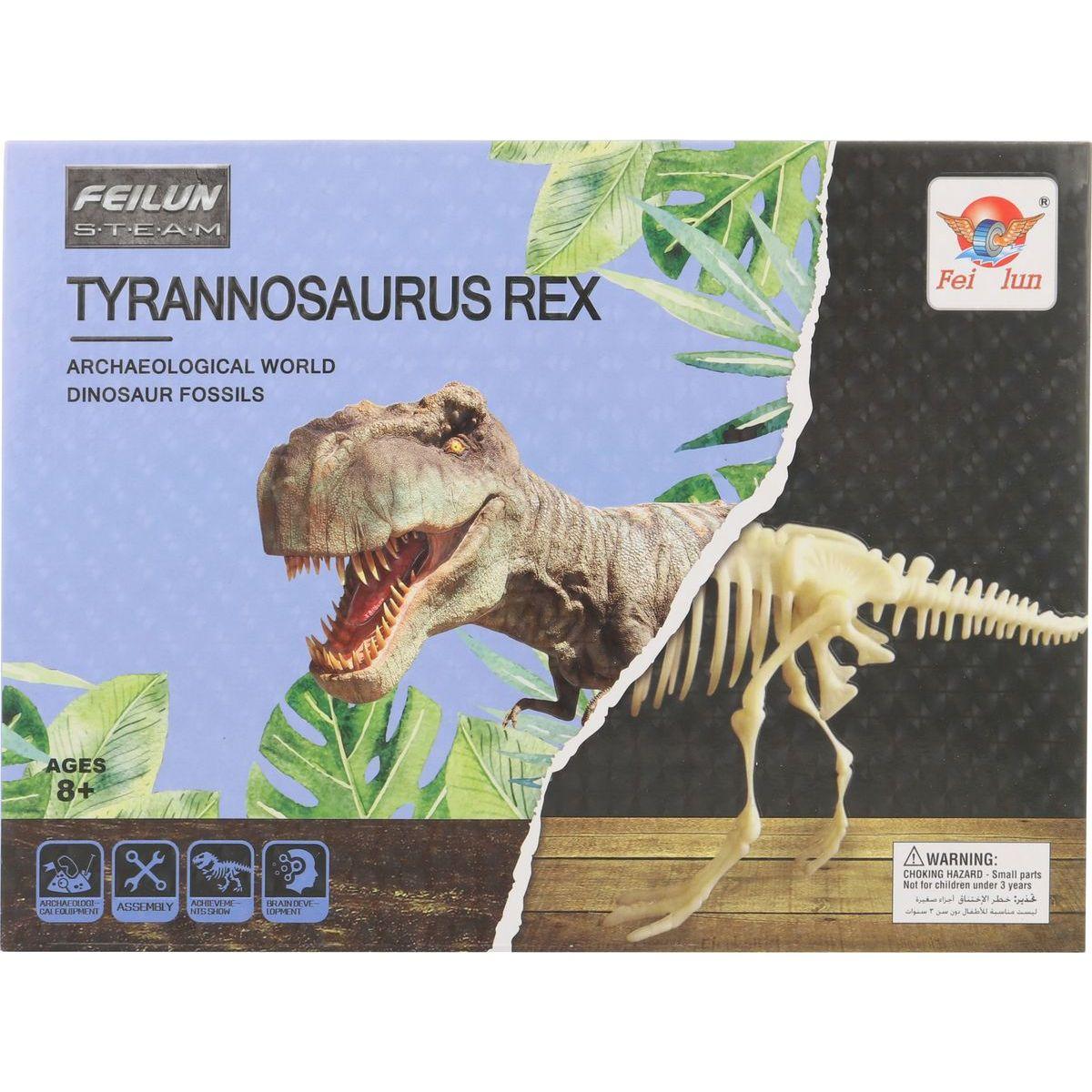 Tesání Tyrannosaurus Rex
