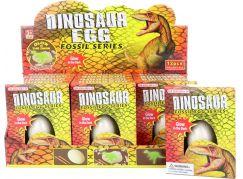 Tesání vejce dino