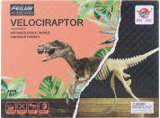 Tesání Velociraptor