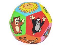 Textilní míček Krtek