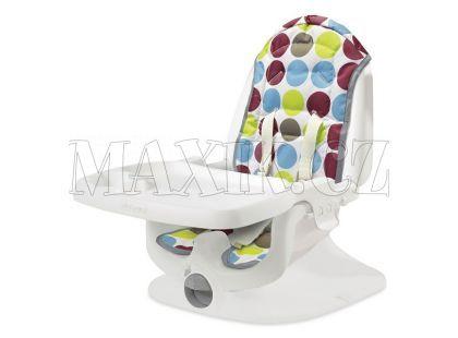 The First Years Polohovací dětská krmící židlička DELUXE Y7437MP