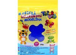 Think Doh silikonová modelína modrá
