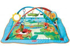 Tiny Love Hrací deka s hrazdou Kick & Play City Safari