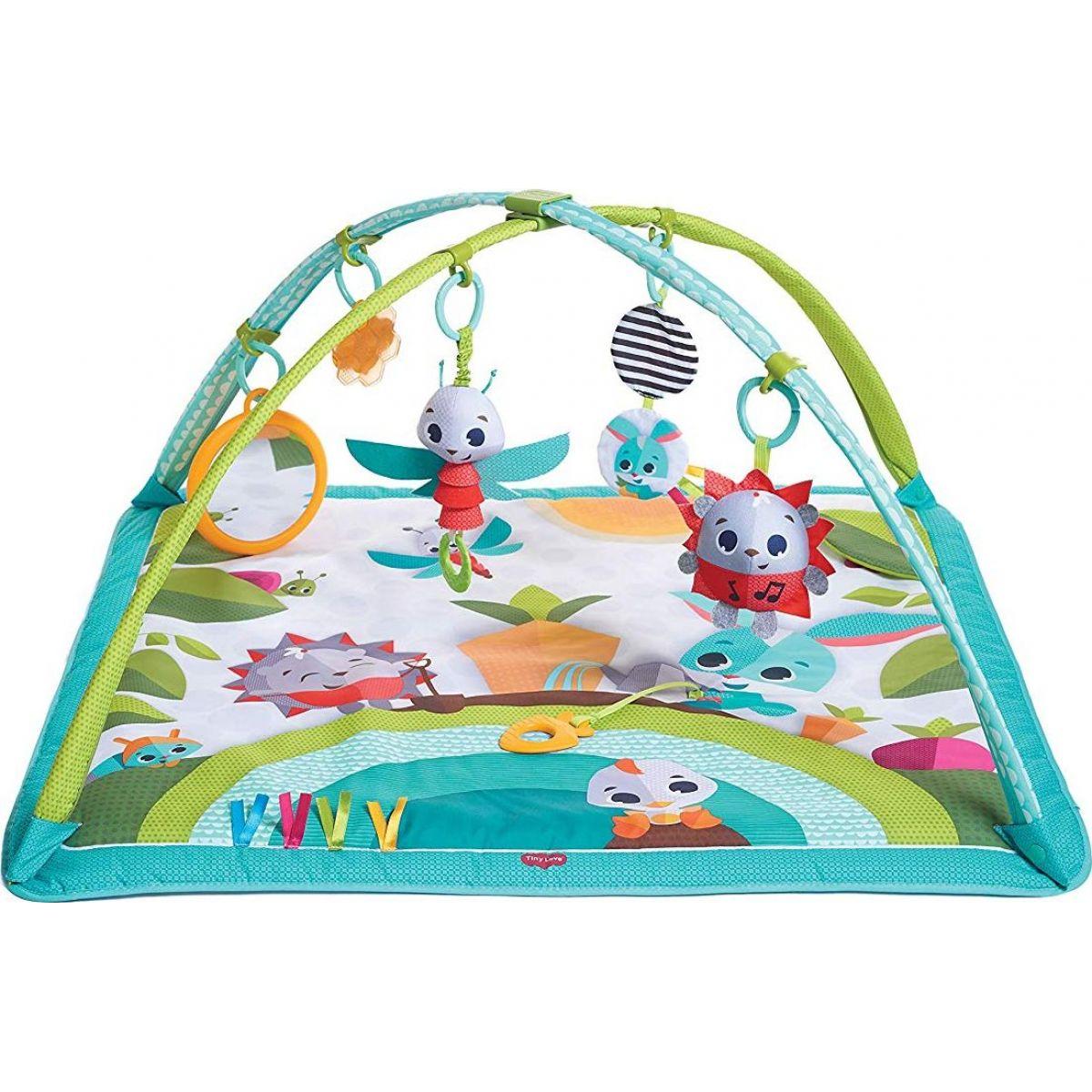 Tiny Love Hrací deka s hrazdou Meadow Days Sunny Day