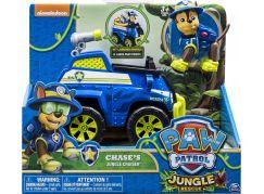 Tlapková patrola auta do džungle Chase policejní hlídka