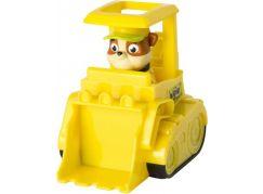 Tlapková patrola autíčka Rubble buldozer se stříškou