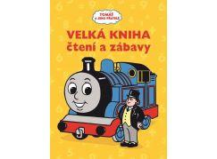 Tomáš a jeho přátelé Velká kniha čtení a zábavy