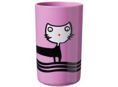Tommee Tippee Hrnek stabilní Super Cup 300ml 12m+ růžový