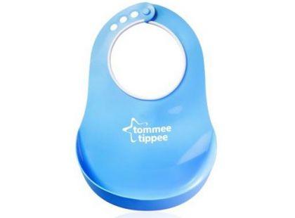 Tommee Tippee Plastový bryndák Basic - Modrá