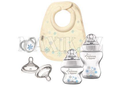 Tommee Tippee Sada kojeneckých lahviček C2N Snowflake