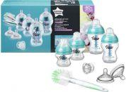 Tommee Tippee Sada kojeneckých lahviček C2N Anti-colic s kartáčem 422609TT