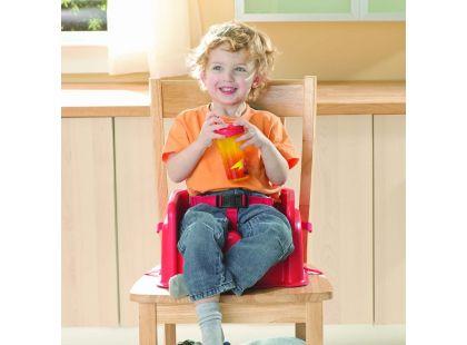 Tomy Cars Přenosná jídelní židlička