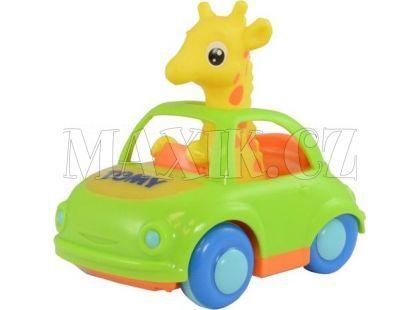 Tomy Žirafa v autě T72201