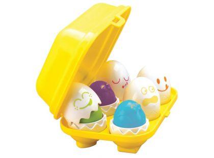 Tomy Zábavná pískací vajíčka T1581